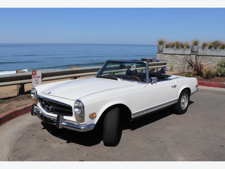 1968 Mercedes-Benz 280SL for sale 101487851