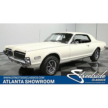 1968 Mercury Cougar for sale 101066346