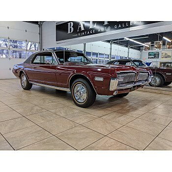 1968 Mercury Cougar XR7 for sale 101259025