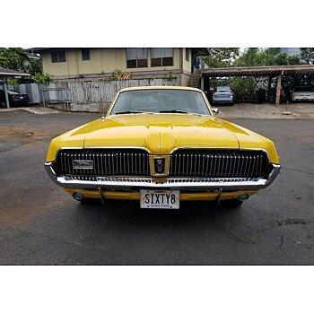 1968 Mercury Cougar for sale 100977144