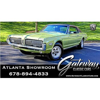 1968 Mercury Cougar for sale 101113583