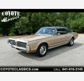 1968 Mercury Cougar for sale 101206276