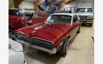 1968 Mercury Cougar for sale 101306865