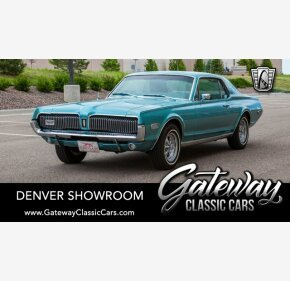 1968 Mercury Cougar for sale 101334178