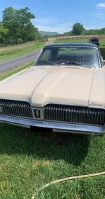 1968 Mercury Cougar for sale 101338540