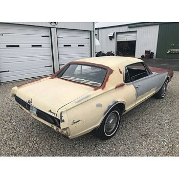 1968 Mercury Cougar for sale 101391638