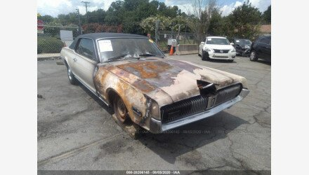 1968 Mercury Cougar for sale 101409087