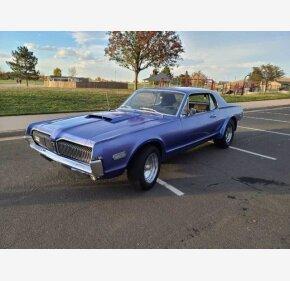 1968 Mercury Cougar for sale 101412209