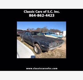 1968 Mercury Cougar for sale 101430966