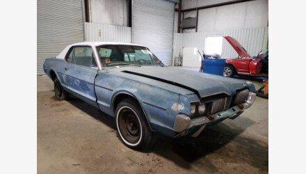 1968 Mercury Cougar for sale 101439372