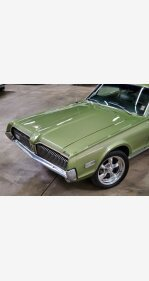 1968 Mercury Cougar for sale 101443201
