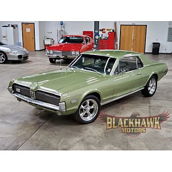 1968 Mercury Cougar for sale 101455344