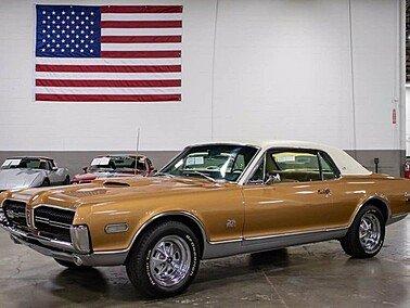 1968 Mercury Cougar for sale 101563194