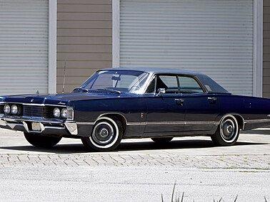 1968 Mercury Parklane for sale 101555506