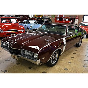 1968 Oldsmobile 442 for sale 101066759