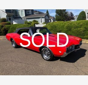 1968 Oldsmobile 442 for sale 101001030