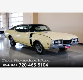 1968 Oldsmobile 442 for sale 101002299