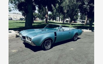 1968 Oldsmobile 442 for sale 101180620