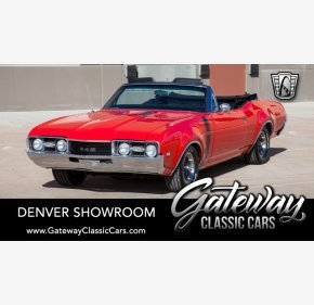 1968 Oldsmobile 442 for sale 101290408