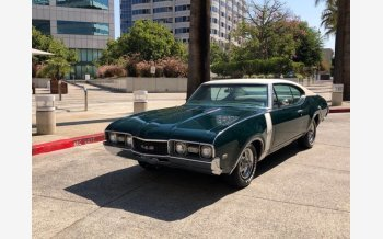 1968 Oldsmobile 442 for sale 101381778