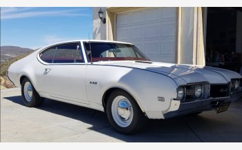1968 Oldsmobile 442 for sale 101452911