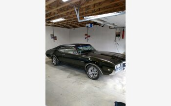 1968 Oldsmobile 442 for sale 101503641