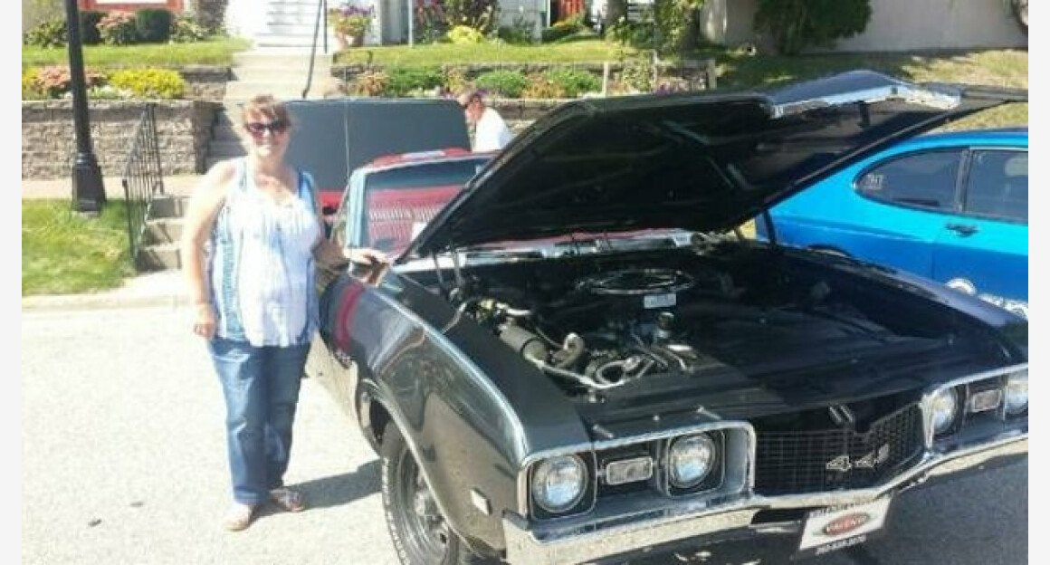1968 Oldsmobile Cutlass for sale 100984518