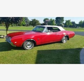 1968 Oldsmobile Cutlass for sale 100956627