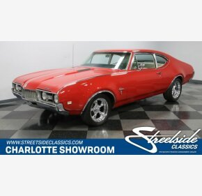 1968 Oldsmobile Cutlass for sale 101065944