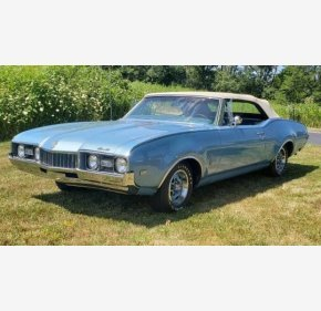 1968 Oldsmobile Cutlass for sale 101196902