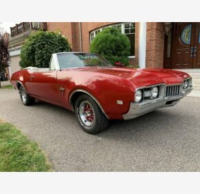 1968 Oldsmobile Cutlass for sale 101202535