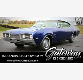 1968 Oldsmobile Cutlass for sale 101231216
