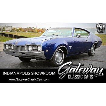 1968 Oldsmobile Cutlass for sale 101231216
