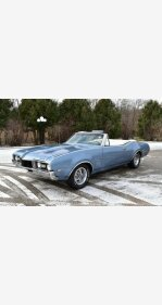 1968 Oldsmobile Cutlass for sale 101237939