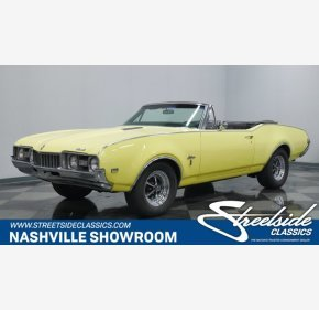 1968 Oldsmobile Cutlass for sale 101351304