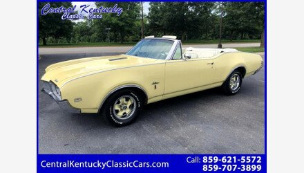 1968 Oldsmobile Cutlass for sale 101363101