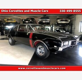 1968 Oldsmobile Cutlass for sale 101376034