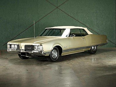 1968 Oldsmobile Ninety-Eight for sale 101340905