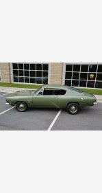 1968 Plymouth Barracuda for sale 101026042