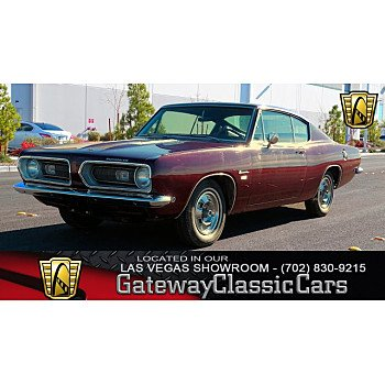 1968 Plymouth Barracuda for sale 101070791