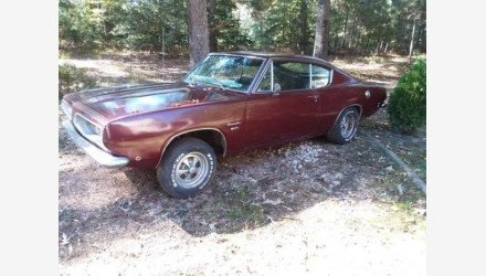 1968 Plymouth Barracuda for sale 101098985