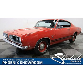 1968 Plymouth Barracuda for sale 101129489