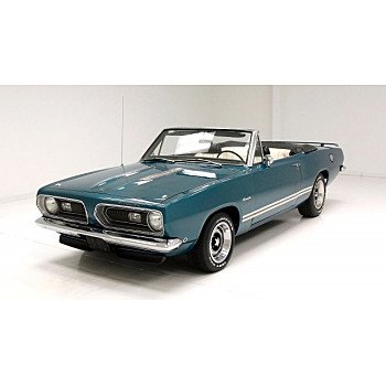 1968 Plymouth Barracuda for sale 101172979