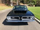 1968 Plymouth Barracuda for sale 101229400