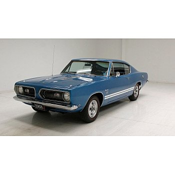 1968 Plymouth Barracuda for sale 101262989