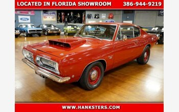 1968 Plymouth Barracuda for sale 101292724