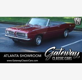 1968 Plymouth Barracuda for sale 101341978