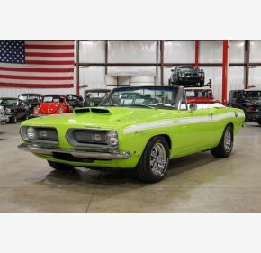 1968 Plymouth Barracuda for sale 101438257