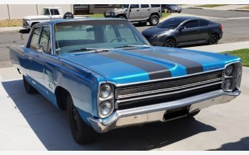 1968 Plymouth Fury for sale 101236112