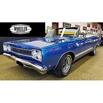 1968 Plymouth GTX for sale 101077160